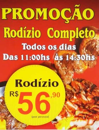Potiguar Churrascaria e Pizzaria