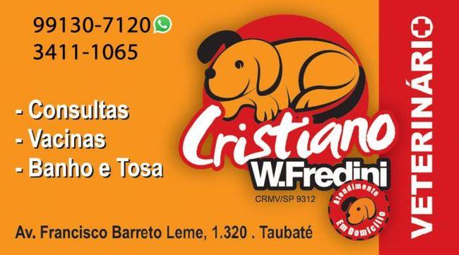 Cristiano W. Fredini - Pronto Pet