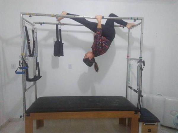 Dra. Tamires Marcondes - Studio de Pilates e Fisioterapia