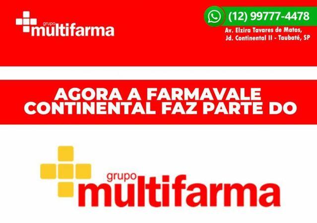 Multifarma - Drogaria Continental