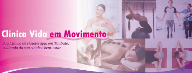 Vida em Movimento Espaço de Fisioterapia