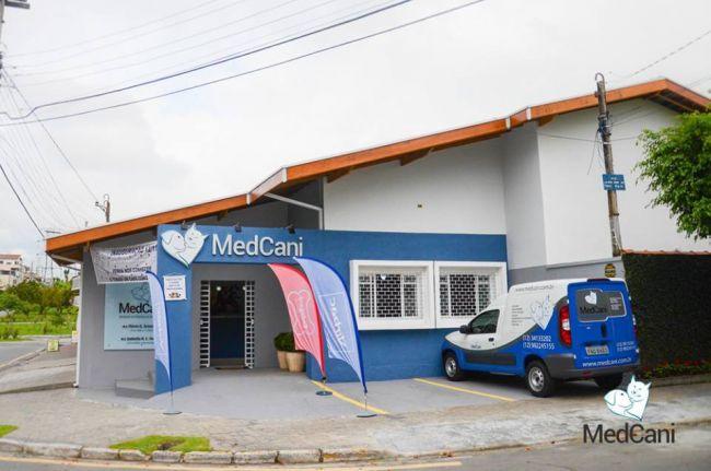 MedCani Medicina Veterinária de Cães e Gatos