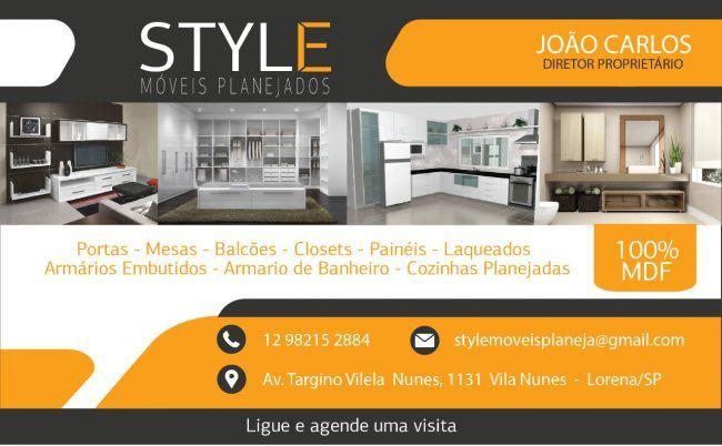 Style Móveis Planejados - 100% MDF