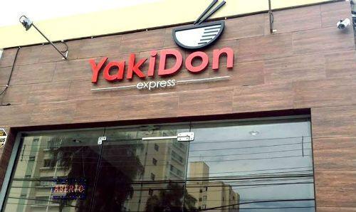 Yakidon Restaurante Japonês