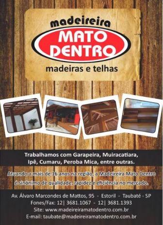Madeireira Mato Dentro