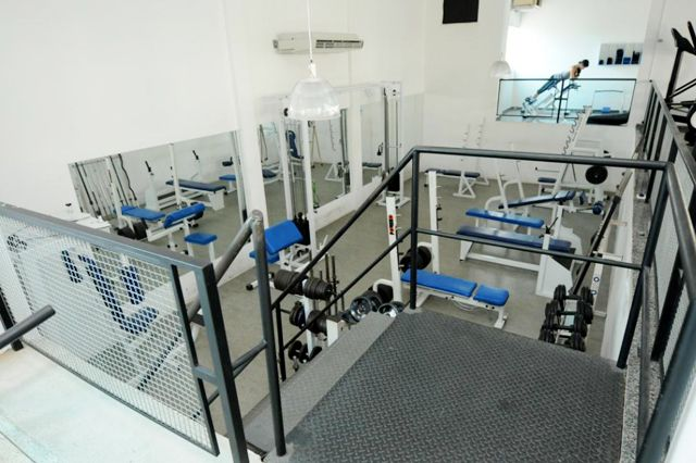 Academia Água Viva