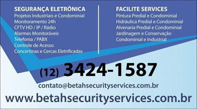 Betah Segurança Eletrônica