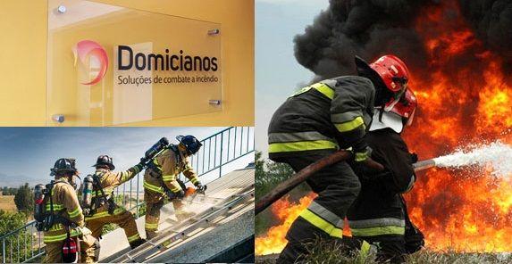 Domicianos Soluções de combate a incêndios