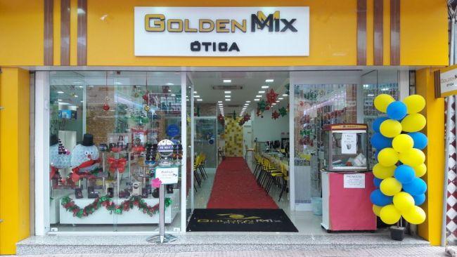 Golden Mix Ótica Caçapava