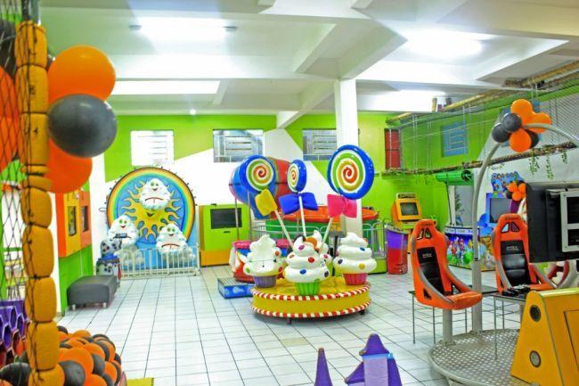 MiniGolf Buffet Infantil