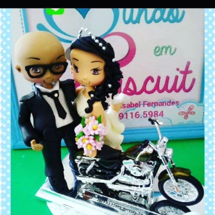 Meu Mundo em Biscuit Ateliê Biscuit Isabel Fernandes
