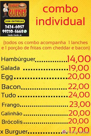Lanches Guedes