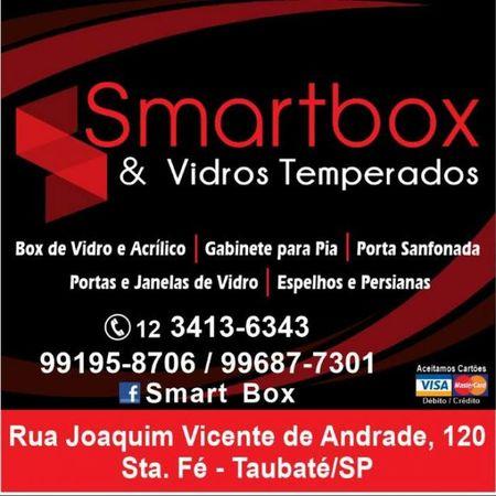 Smartbox & Vidros Temperados
