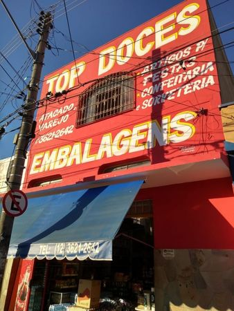 Top Doces & Embalagens Atacado e Varejo