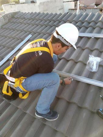 Local Tech Segurança Eletrônica / Energia Solar