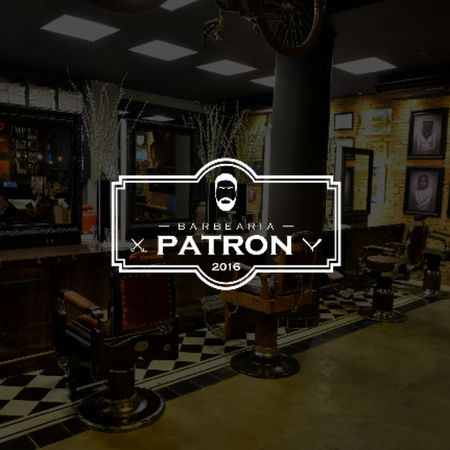 Barbearia Patron