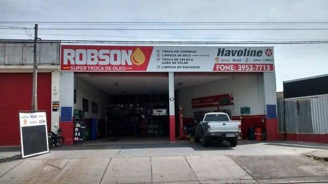 Robson Super Troca De Óleo