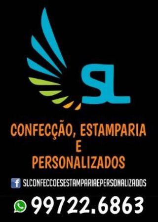 SL Confecções Estamparia e Personalizados