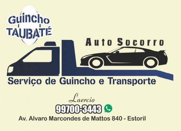 Guincho Taubaté Auto Socorro