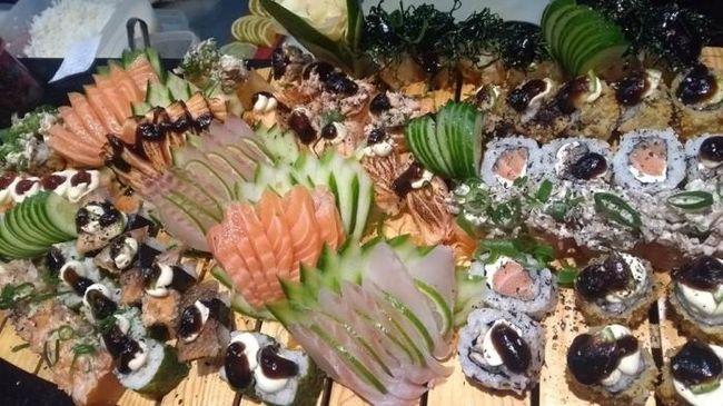 Sushi Tina