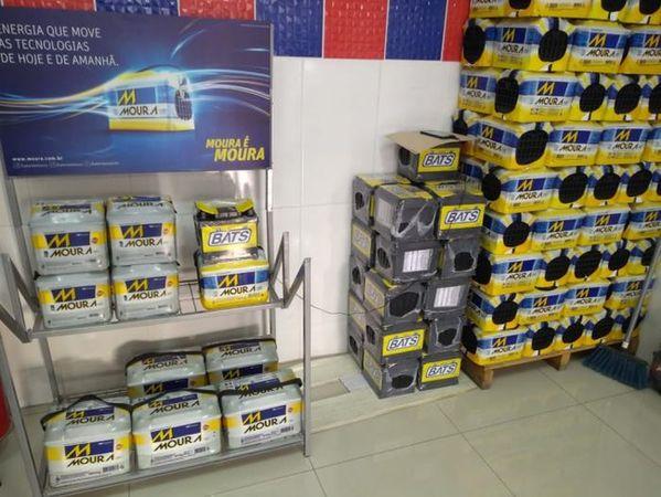 Araujo Baterias - Disk Entrega