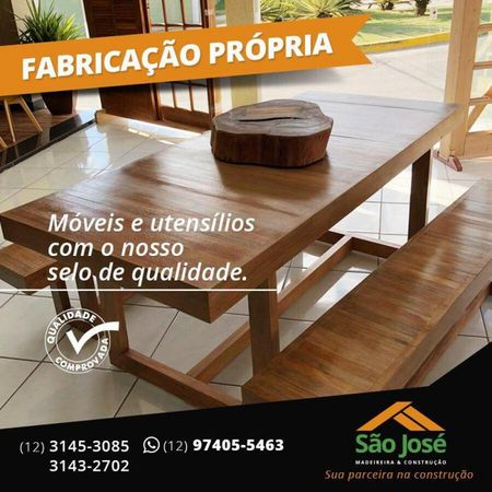 São José Madeireira & Construção