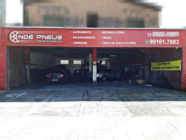 Noé Pneus - Centro Automotivo