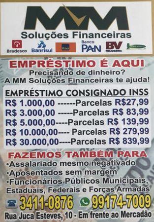 MM Soluções Financeiras - Aposentado e Pensionistas