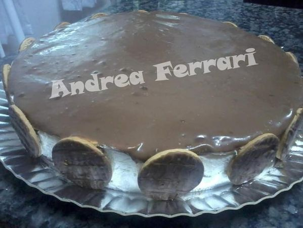 Andrea Ferrari Bolos Decorados