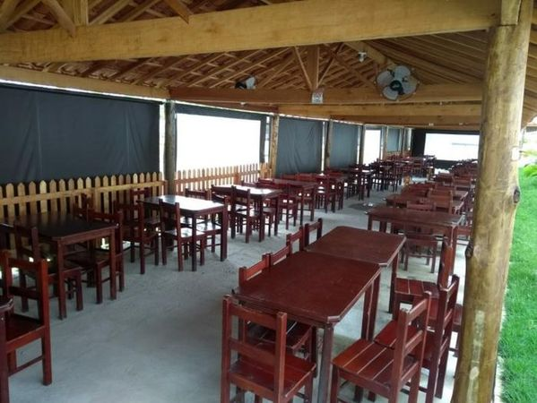 Pesqueiro e Restaurante San Raphael