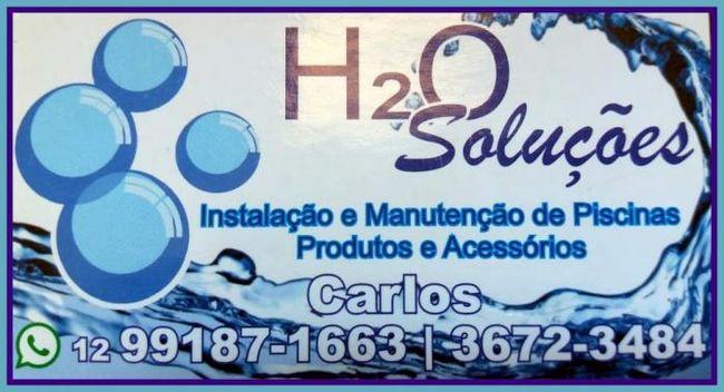 H2O Soluções Piscinas