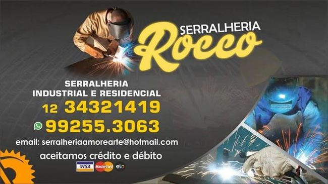 Serralheria Rocco - Industrial e Residencial