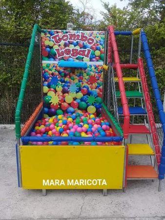 Mara Maricota Diversões a Alegria das Criançadas