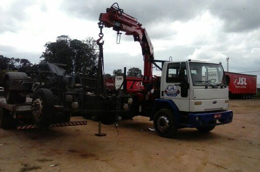 GL - Transporte de Máquinas