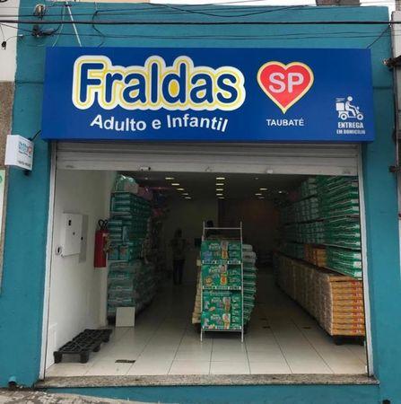 Fraldas SP Taubaté