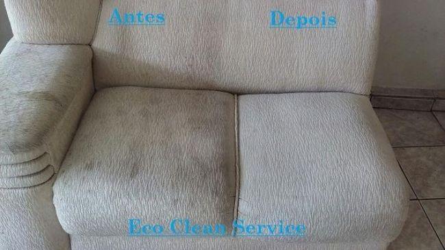 Eco Clean Higienização de Estofados