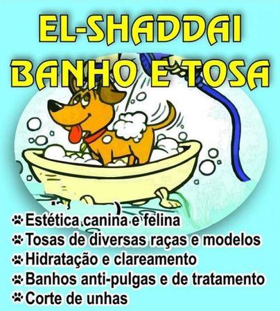 El Shaddai Banho e Tosa