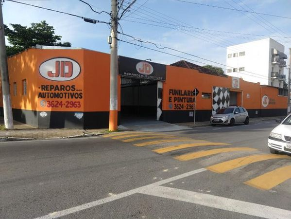 JD Reparos Automotivos - Funilaria e Pintura
