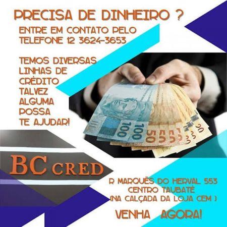 BC CRED - Correspondente Bancário Autorizado
