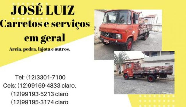 José Luiz Carretos e Serviços em Geral