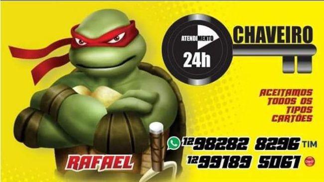 Rafael Chaveiro - Atendimento 24h