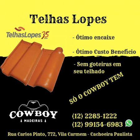 Cowboy Madeiras