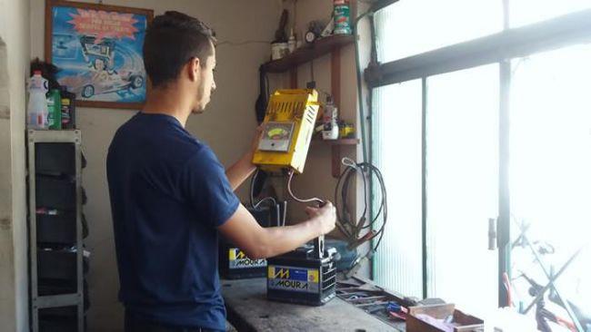 Bateria e Extintor Tremembé