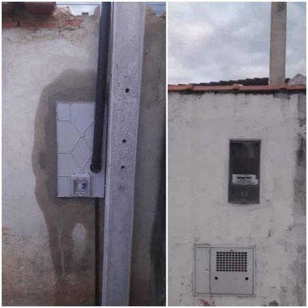 Mineiro Poste Padrão SJC