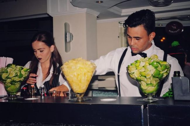 Golden Cup Bartending Services