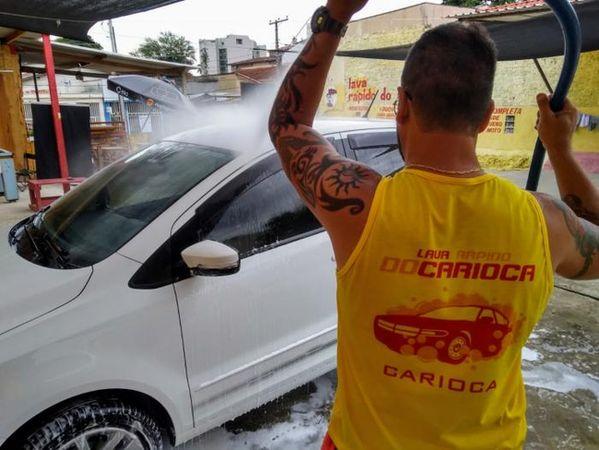 Lava Rápido do Carioca
