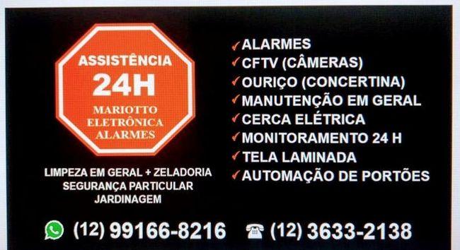Mariotto Eletrônica Alarmes