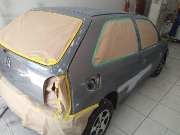 Flash Automotiva Funilaria, Pintura e Martelinho de Ouro