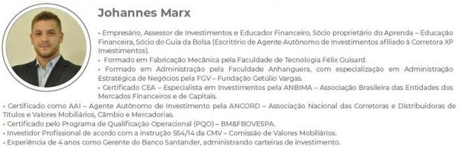 Aprenda Educação Financeira