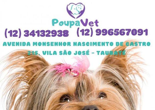 PoupaVet Clínica Veterinária e Petshop